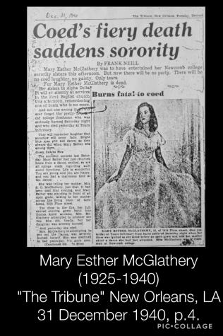 Mary Esther McGlathery