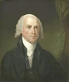 President James Madison Jr.