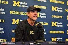 "James Joseph ""Jim"" Harbaugh"