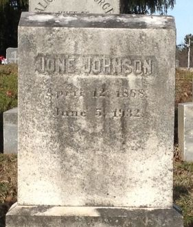 Ione Johnson