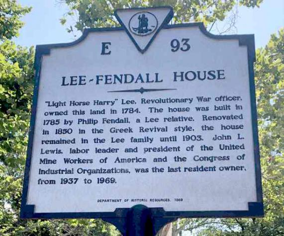 Lee-Fendall House