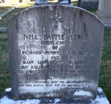 Nellie Battle Lewis