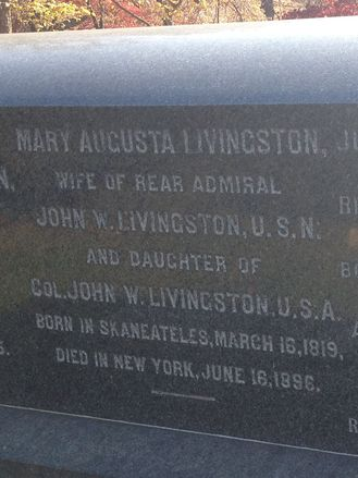 Mary Augusta Livingston