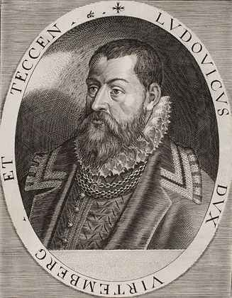 Louis III Duke of Wurttemberg