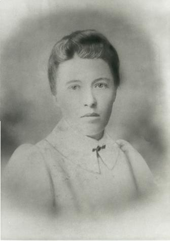 Mary Tweed Kennedy, young