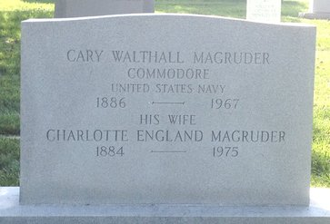 Cary W. Magruder