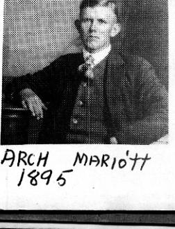 Archie Grover Marriott