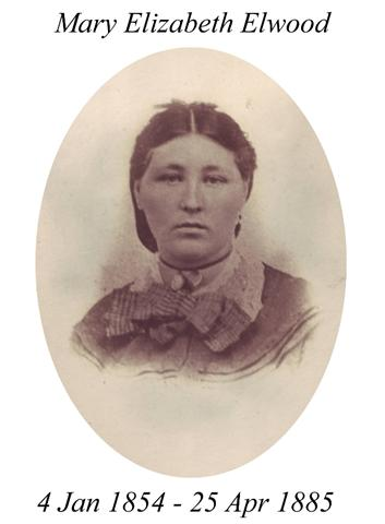 Mary Elizabeth Lizzie Ellwood
