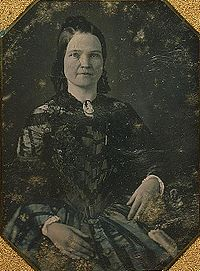 First Lady Mary Todd