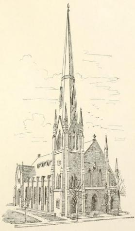First Congregational, Middletown