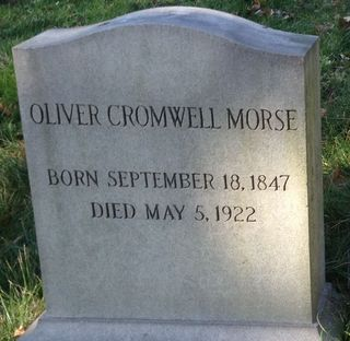 Oliver Cromwell Morse