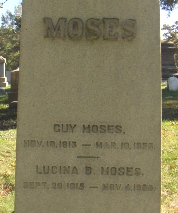 Guy Moses