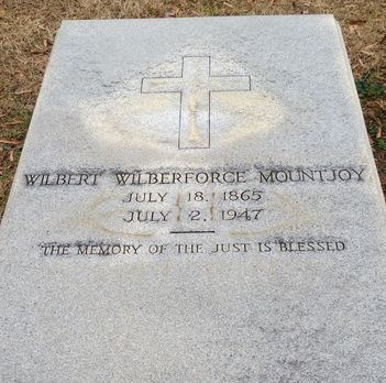 Wilbert Wilberforce Mountjoy