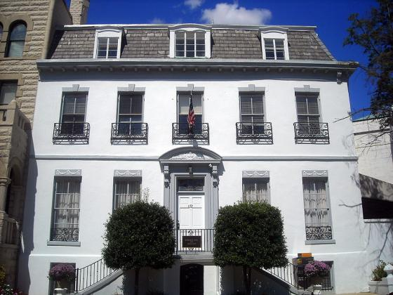 Mountjoy Bayly House