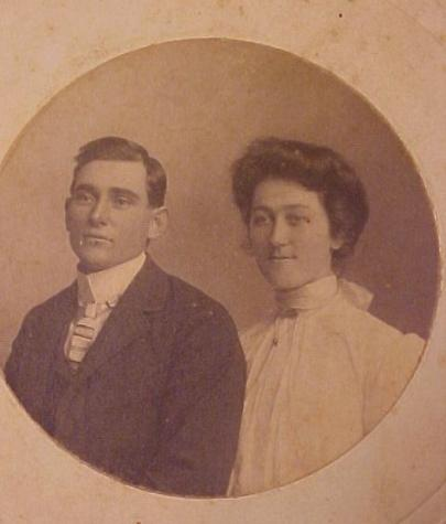 Zack Baker and wife Mary Elizabeth