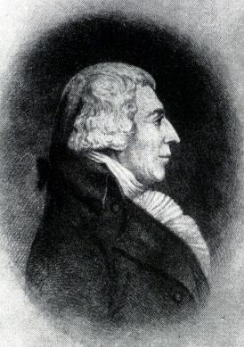 Richard Dobbs Spaight 1789-1802