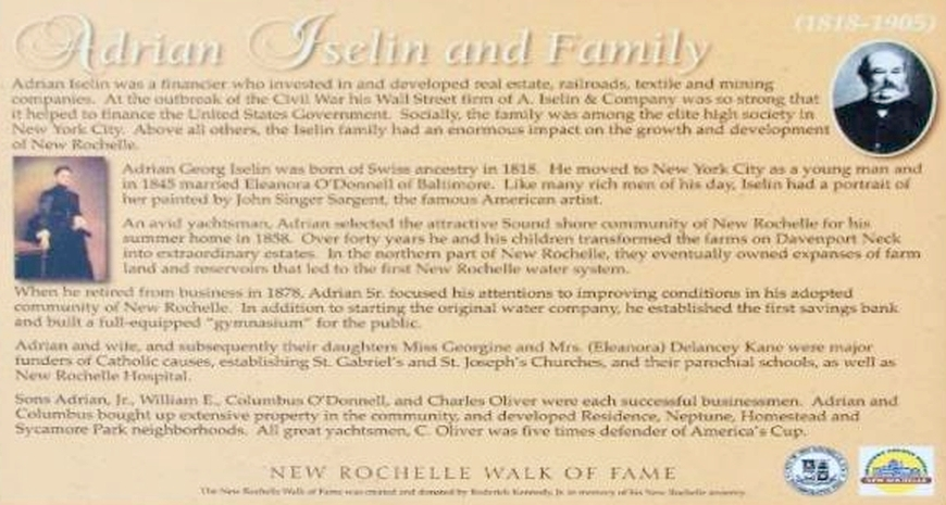 New Rochelle Walk of Fame