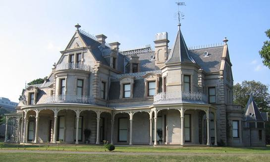 Norwalk, Lockwood-Mathews Mansion