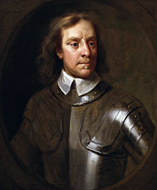 Oliver Cromwell 1650-1657