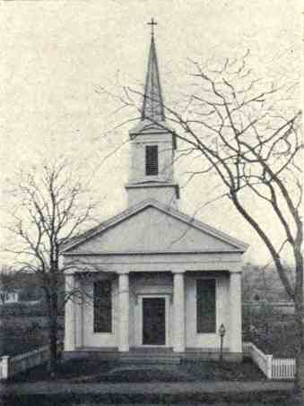 Old Mystic Methodist