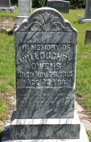 Willoughby Owens