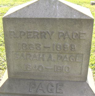 R. Perry Page