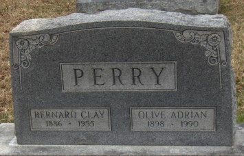 Bernard Clay Perry