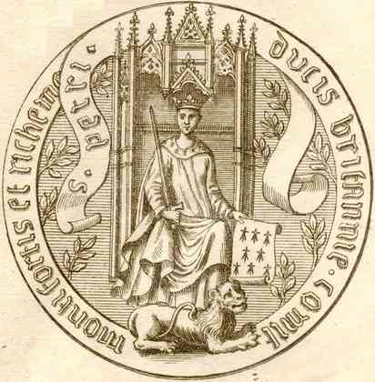 Peter II of Brittany