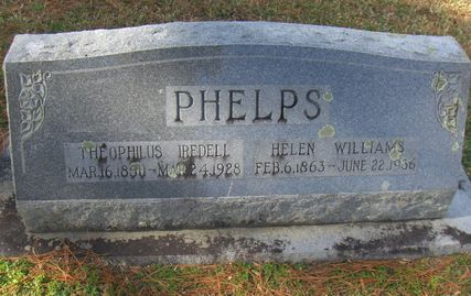 Theophilus Iredell Phelps