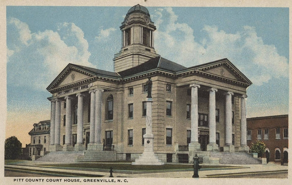 County Courthouse, Greenville