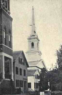 New Bedford, Pleasant St Methodist