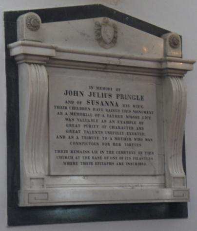 John Julius Pringle