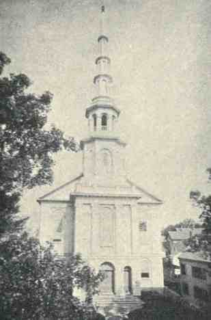 Provincetown Methodist