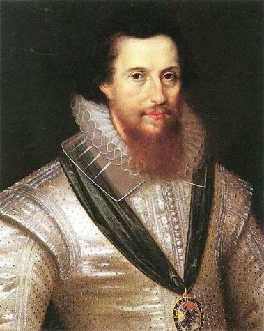 Robert Devereux 1598-1601