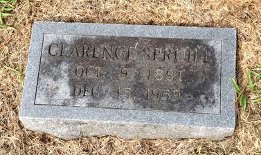 Clarence Branning Spruill