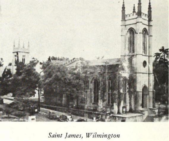 St James, Wilmington