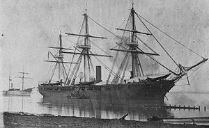 USS Richmond (1860)