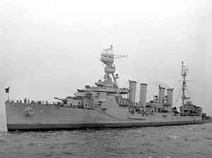 USS Milwaukee (CL5)