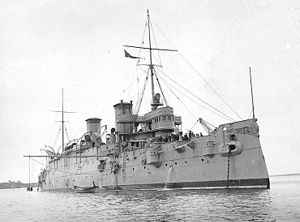 USS Minneapolis (C13)