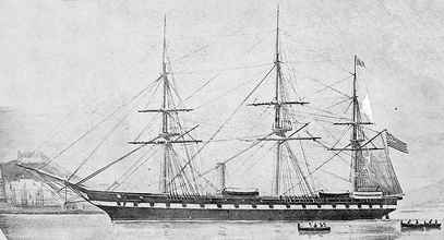 USS Roanoke (1855)