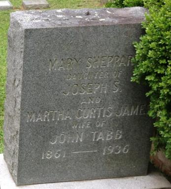 Mary Sheppard James