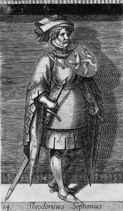 Dirk VII Count of Holland