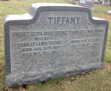 bb9021d3c Charles Lewis Tiffany - Tombstone - Our Family Tree