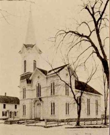 Tioga Methodist