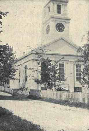 Vineyard Haven Methodist