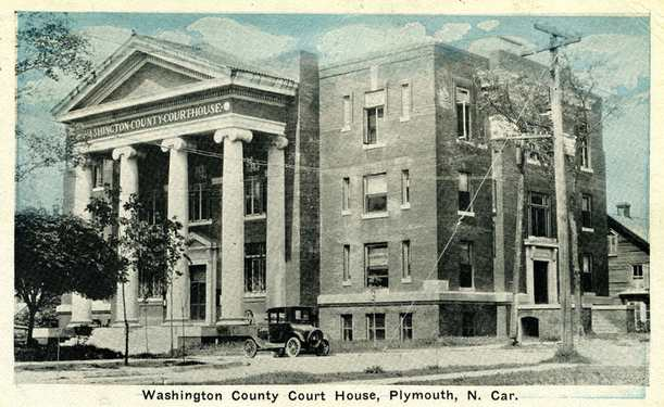 County Courthouse, Plymouth