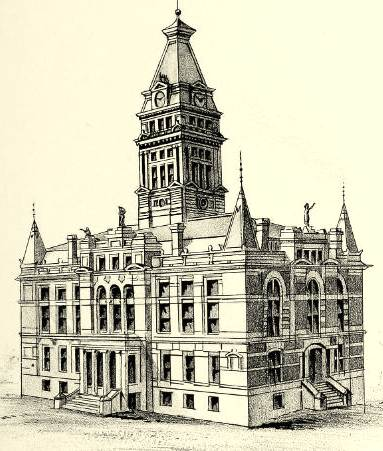Michigan Courthouses