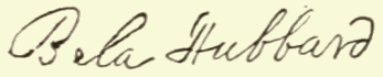 "Signatures of ""Hubbard history, 866 to 1895"""